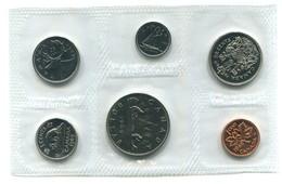 1969 Canada Uncirculated Sealed Mint Set - Canada