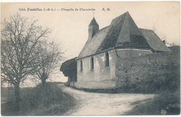 FONDETTES - Chapelle De Chevalette - Fondettes