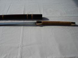 Sabre De Birmanie - Knives/Swords