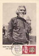 Carte-Maximum FRANCE N° Yvert 1552 (SAINT-POL-ROUX) Obl Sp Ill 1er Jour Marseille(Ed FDC) - 1960-69