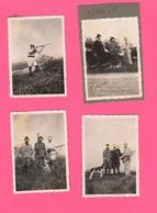 Cadorago Tornavento 1936 Como Varese 4 Foto Caccia Hunt Chasse Jagd - Sport