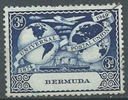 Bermudes  -  Yvert      N°    129 Oblitéré     -  Cw28404 - Bermuda