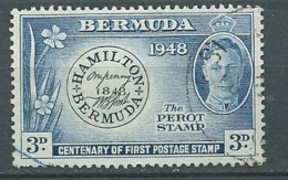 Bermudes  -  Yvert      N°    126 Oblitéré     -  Cw28409 - Bermuda