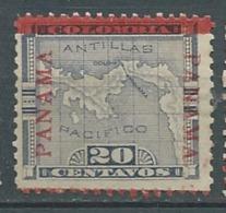 PANAMA  -  Yvert      N°17 A * Surcharge En Sens Contraire   -  Cw28435 - Panama