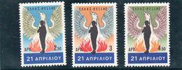GRECE 1967 ** - Griechenland