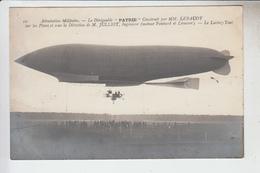 """RT30.515  AEROSTATION MILITAIRE LE DIRIGEABLE """"PATRIE"""" LE LACHEZ TOUT. N° 10 ND Phot - Zeppeline"""