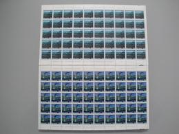 1975 Islande  Yv  453/4 X 50 **  Volcan Heimaey Scott 476/7  Michel 500/1 SG Xx Facit 537/8 - Islande
