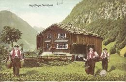SUISSE Toggenburger  Bauernhaus - SG St. Gall
