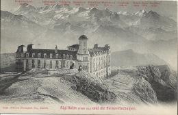 SUISSE Rigi Kulm  1800m  Und DieBerner Hochalpen - SZ Schwyz