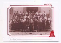 RANCHO DO MONTE-VILA DO CONDE, CONVITE - Sonstige