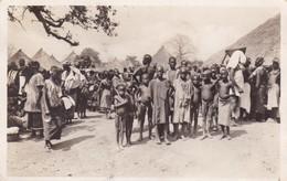 A.O.F / GUINEE / MARCHE INDIGENE / AU DOS CACHET CIE DE BASE AERIENNE - French Guinea