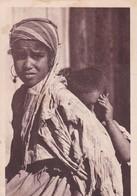 MAZAGAN / UNE FILLETTE AVEC SON FRERE - Other