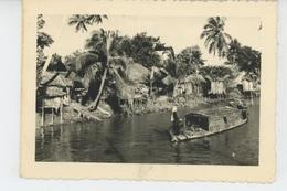 ASIE - VIET NAM - Carte Double De Bonne Année 1956 écrite à SAÏGON - Vietnam