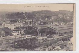 Brive - Intérieur De La Gare        (A-67-100302) - Brive La Gaillarde