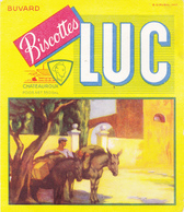 BUVARD LUC Biscottes Chateauroux Homme Avec Mules SIRVIN - Zwieback