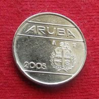 Aruba 10 Cents 2005 KM# 2 - [ 4] Colonies