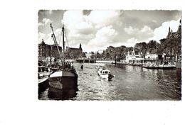 Cpa - Amsterdam - 1960 - Bateau Péniche - - Amsterdam