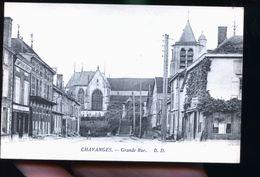 CHAVANGES COMPTOIR FRANCAIS - Autres Communes