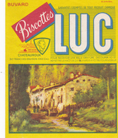 BUVARD LUC Biscottes Chateauroux Vieille Ferme Campagne SIRVEN - Zwieback