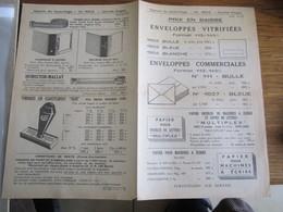 190   WEICK    ST DIE  88 - Pubblicitari