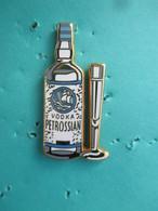 Pins Arthus Bertrand, Vodka Petrossian - Arthus Bertrand