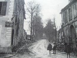 """02 - CREZANCY - """" BATAILLE DE LA MARNE - 1918 """" - - France"""