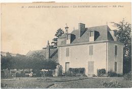 JOUE LES TOURS - Château - La Saintrie - France