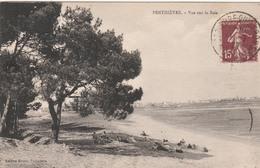 56 PENTHIEVRE         Vue Sur La Baie  PLAN 1927  PAS COURANT - Quiberon