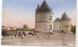86   CHARELLERAULT  ENTREE DU PONT  HERI IV   CPSM  W987 - Chatellerault