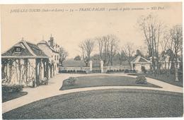 JOUE LES TOURS - Château De Franc Palais - Grands Et Petits Communs - France
