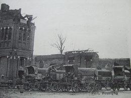 "02 - CREZANCY - "" BATAILLE DE LA MARNE - 1918 "" - GRANDE ANIMATION.... - France"