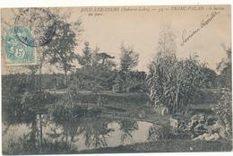 JOUE LES TOURS - Château De Franc Palais - Le Bassin Du Parc - France