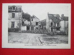 """02 - CREZANCY - """" BATAILLE DE LA MARNE - 1918 """" - PANNEAUX INDICATEURS... - France"""