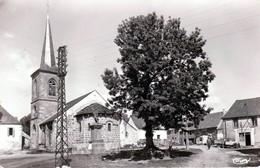 Saint-Donat, Canton Du Sancy - La Place Et Le Monument Aux Morts - CPSM - Besse Et Saint Anastaise
