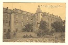 #14032[Postkaart] Borsbeek (Anvers). Pensionnat Des Soeurs / Du Pauvre Enfant Jésus. / Côté Sud. / Nels / Ern. Thill. [ - Borsbeek