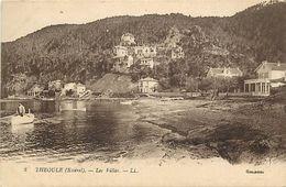 - Alpes Maritimes -ref-B891- Theoule - Les Villas - Villa - Barque - Carte Bon Etat - - France