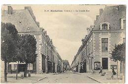 Richelieu - La Grande Rue - France