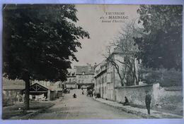 Mauriac. Avenue D'Aurillac - Autres Communes