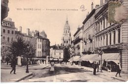 Bourg Avenue Alsace Lorraine - Bourg-en-Bresse