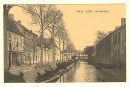 #14035[Postkaart] 138/13 Lier - Lier Mosdijk / Saia, Bruxelles / Bibliothèques Des Gares S.A. [lierre Huizen Brug Nete - Lier
