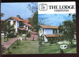 CPM Neuve Sri Lanka HABARANA The Lodge - Sri Lanka (Ceylon)