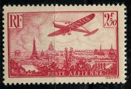 France PA (1936) N 11 * (charniere) - Poste Aérienne