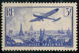 France PA (1936) N 12 * (charniere) - Poste Aérienne