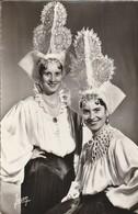 CP : LA  VENDEE  Costumes De Sables D'Olonnes - Costumes