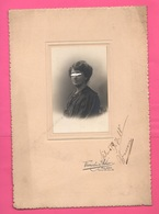 Milano 1918 Foto Con Dedica - Persone Identificate