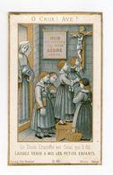 Le Crucifix Dans L'école, Enfants Et Religieuse, éd. Bonamy Pl. 46 - Devotion Images