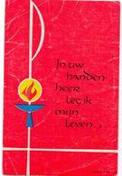 Devotie - Devotion - Geloften Missionaris Broeder André Keirsbilck - Beernem 1970 - Devotion Images