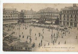 49 Maine Et Loire - Angers La Place Du Ralliement Tramway - Angers