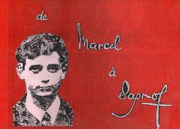 De Marcel à PAGNOL - Travail D'une Classe De CM1 1992-93, Nombreuses Illustrations Par Les élèves, Photocopies Reliées - Books, Magazines, Comics