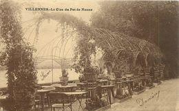 78-Villennes Sur Seine : Le Clos Du Pet De Nonne (terrasse Du Restaurant) - Villennes-sur-Seine